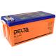 Аккумуляторная батарея DELTA GEL 12-200